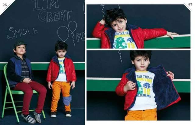 Breakout Kids Latest Winter Fall Dresses Collection 2014-2015 for Little Boys & Girls (12)