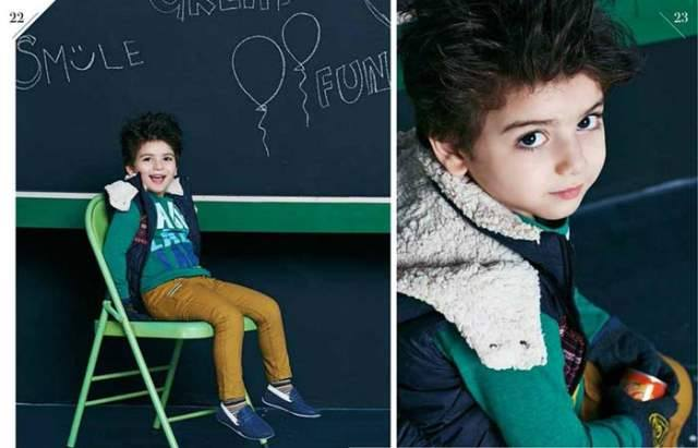 Breakout Kids Latest Winter Fall Dresses Collection 2014-2015 for Little Boys & Girls (13)