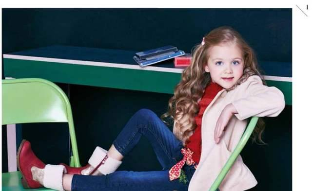 Breakout Kids Latest Winter Fall Dresses Collection 2014-2015 for Little Boys & Girls (14)