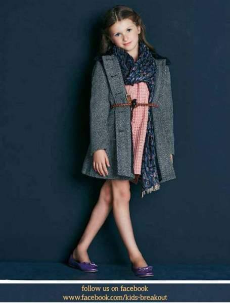 Breakout Kids Latest Winter Fall Dresses Collection 2014-2015 for Little Boys & Girls (15)