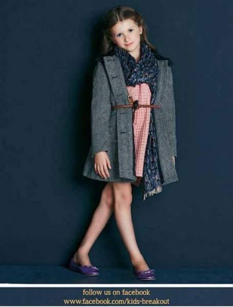 43d328e3e Breakout Kids Latest Dresses Designs 2015 Winter Fall Collection 2014-15