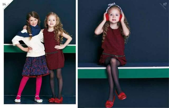 Breakout Kids Latest Winter Fall Dresses Collection 2014-2015 for Little Boys & Girls (17)