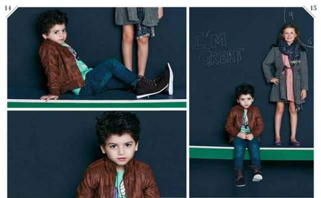 Breakout Kids Latest Winter Fall Dresses Collection 2014-2015 for Little Boys & Girls (18)