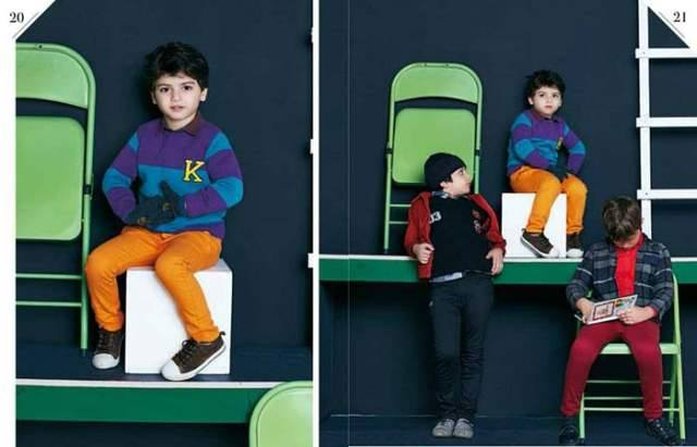 Breakout Kids Latest Winter Fall Dresses Collection 2014-2015 for Little Boys & Girls (3)