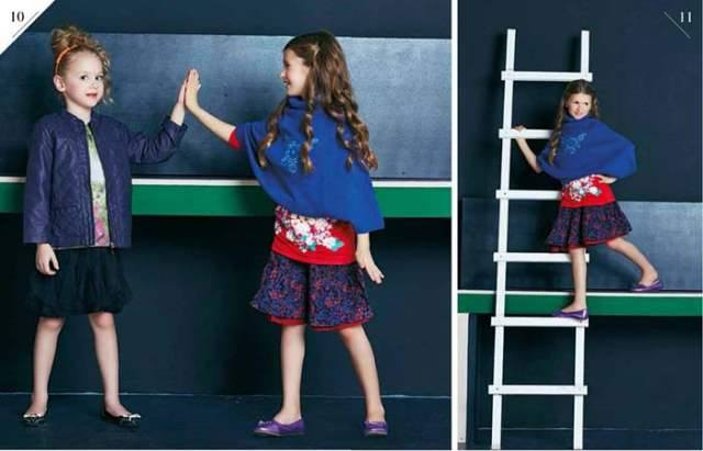 Breakout Kids Latest Winter Fall Dresses Collection 2014-2015 for Little Boys & Girls (4)