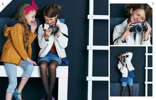 889c9768a Breakout Kids Latest Winter Fall Dresses Collection 2014-2015 for ...