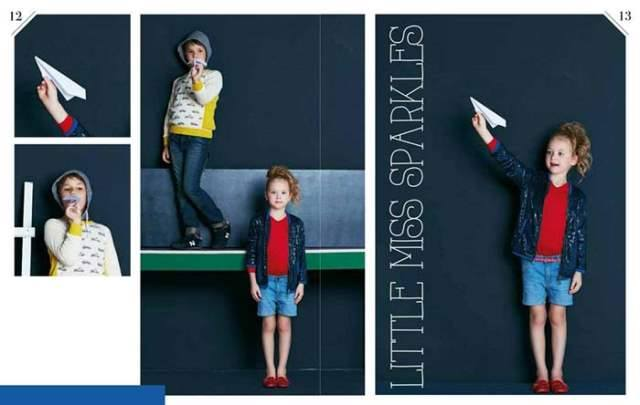 Breakout Kids Latest Winter Fall Dresses Collection 2014-2015 for Little Boys & Girls (6)
