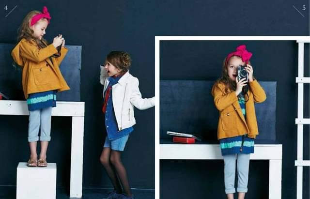 Breakout Kids Latest Winter Fall Dresses Collection 2014-2015 for Little Boys & Girls (8)