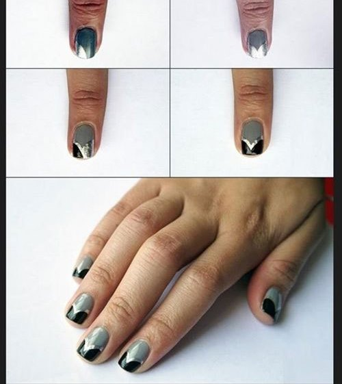 Easy-Step-By-Step-New-Nail-Art-Tutorials-For-Beginners (1)