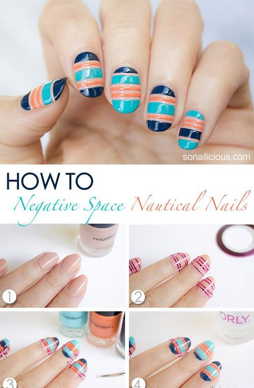 Easy-Step-By-Step-New-Nail-Art-Tutorials-For-Beginners (3)