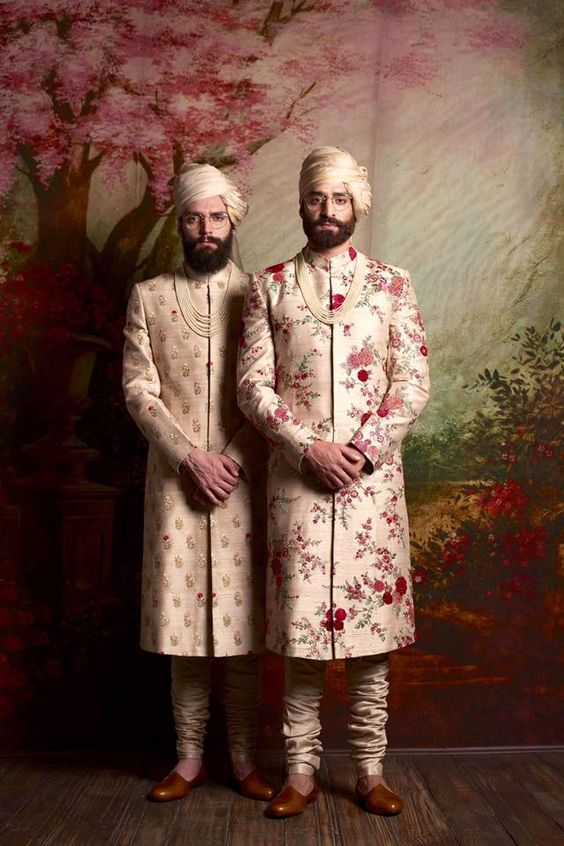 Indian Designer Sherwanis Designs 2018 19 Latest Collections