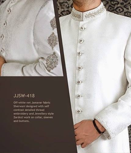 J.couture Junaid Jamshed Men Sherwanis Collection for Weddings & Paries 2015-2016 (11)