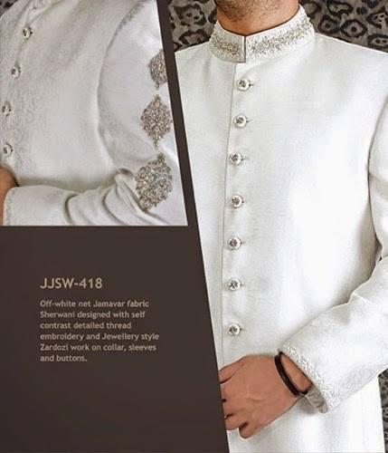J.couture Junaid Jamshed Men Sherwanis Collection for Weddings & Paries 2015-2016 (11)