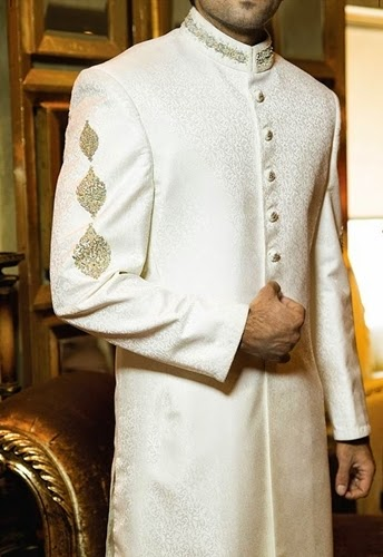 J.couture Junaid Jamshed Men Sherwanis Collection for Weddings & Paries 2015-2016 (17)