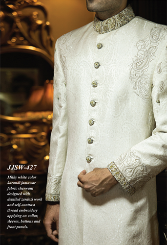 J.couture Junaid Jamshed Men Sherwanis Collection for Weddings & Paries 2015-2016 (6)