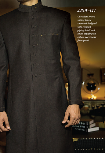 J.couture Junaid Jamshed Men Sherwanis Collection for Weddings & Paries 2015-2016 (7)