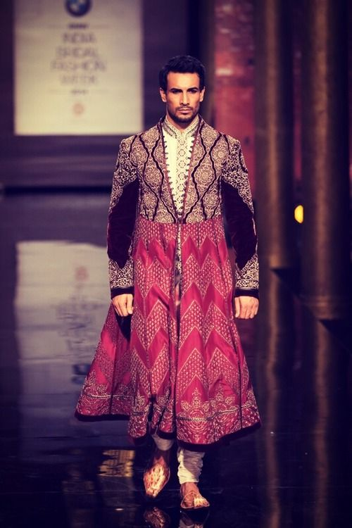 See. Indian Designer Sherwanis For Wedding Parties Latest Collections 2016