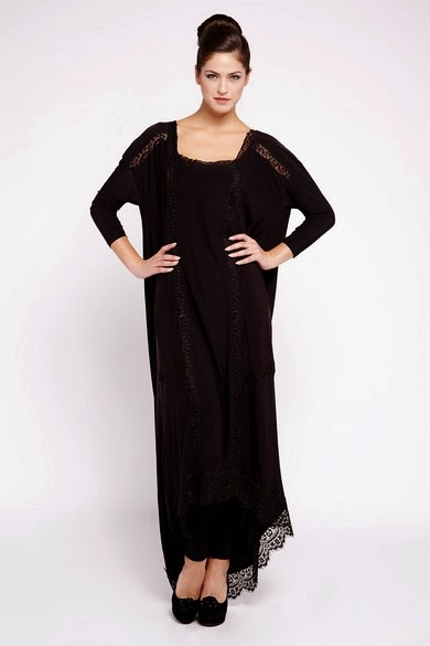 Latest Arabian Abaya Designs with Hijab Collection for Women 2015-2016 (10)