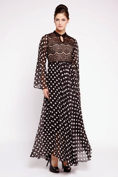 Latest Arabian Abaya Designs with Hijab Collection for Women 2015-2016 (14)