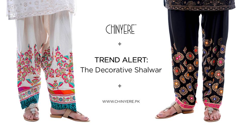 Latest Party Wear Fancy & Embroidered Dresses by Chinyere Party Wear Collection 2015-2016 (15)