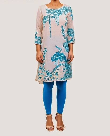 Latest Party Wear Fancy & Embroidered Dresses by Chinyere Party Wear Collection 2015-2016 (21)