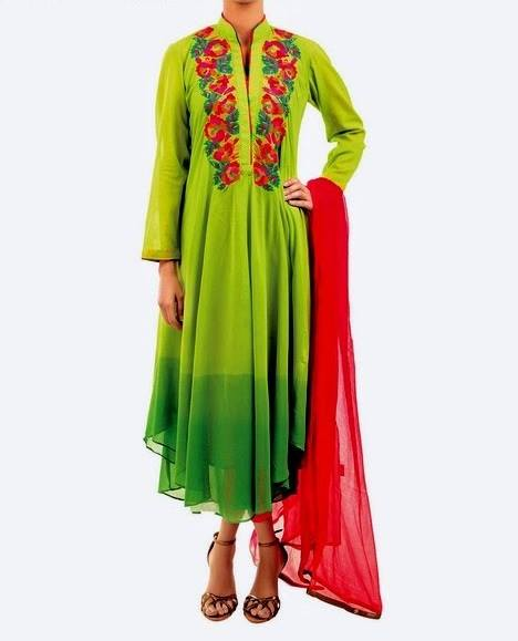 Birthday Dress Collection: Chinyere Latest Party Wear Dresses 2016-2017 For Women
