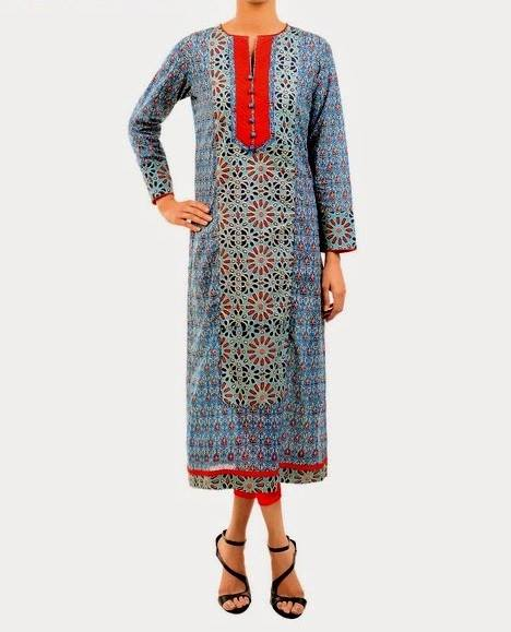 Latest Party Wear Fancy & Embroidered Dresses by Chinyere Party Wear Collection 2015-2016 (24)