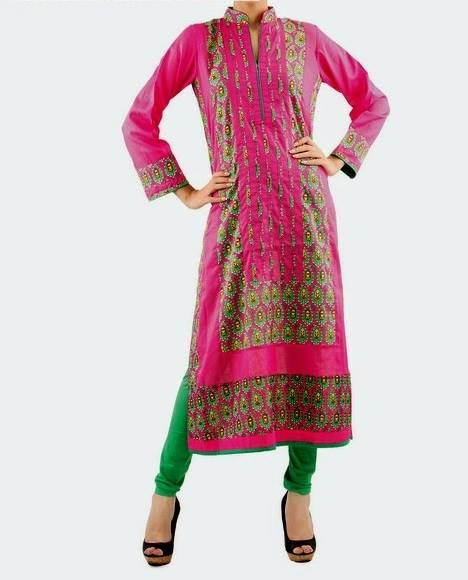 Latest Party Wear Fancy & Embroidered Dresses by Chinyere Party Wear Collection 2015-2016 (25)