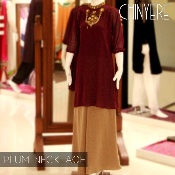 Latest Party Wear Fancy & Embroidered Dresses by Chinyere Party Wear Collection 2015-2016 (3)