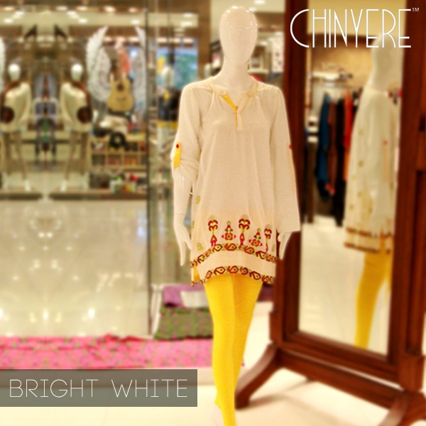 Latest Party Wear Fancy & Embroidered Dresses by Chinyere Party Wear Collection 2015-2016 (4)