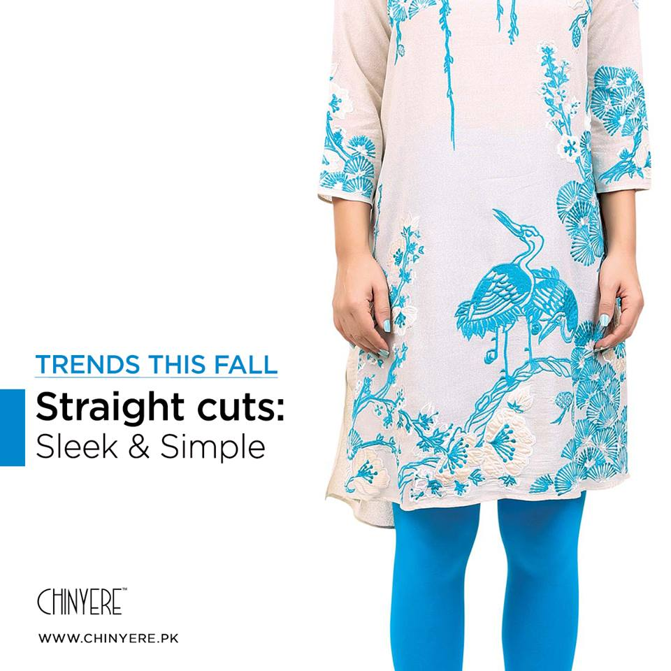Latest Party Wear Fancy & Embroidered Dresses by Chinyere Party Wear Collection 2015-2016 (6)