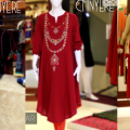 Latest Party Wear Fancy & Embroidered Dresses by Chinyere Party Wear Collection 2015-2016 (9)
