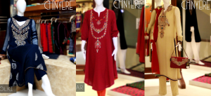 Chinyere Latest Party Wear Dresses Collection 2016-2017 for Women