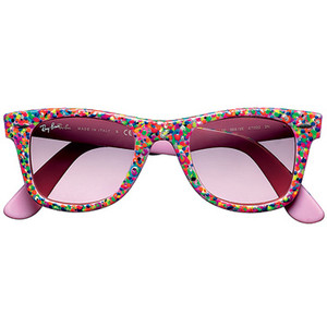 pink ray ban sunglasses bfq0  Girls Ray Ban Sunglasses