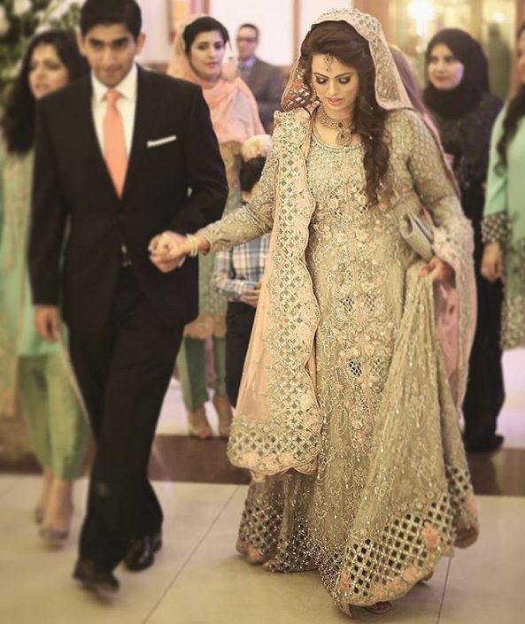 Pakistani Designer Bridal Dresses Maria B Brides 2018-19 Collection images 10