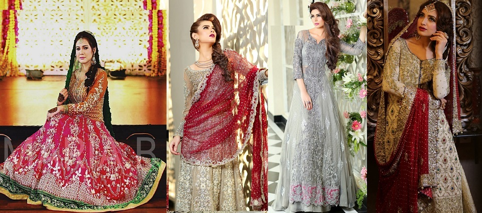 dresses for weddings guest in pakistan 2018
