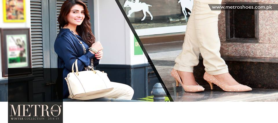 Metro Shoes Latest Winter Fall Collection 2014-2015 For Men & Women (17)