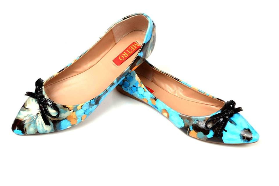 Metro Shoes Latest Winter Fall Collection 2014-2015 For Men & Women (2)