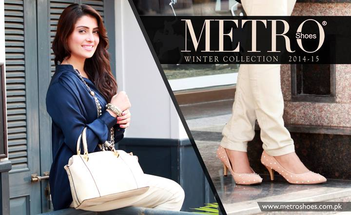 Metro Shoes Latest Winter Fall Collection 2014-2015 For Men & Women (23)