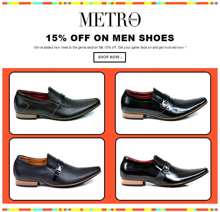 Metro Shoes Latest Winter Fall Collection 2014-2015 For Men & Women (27)