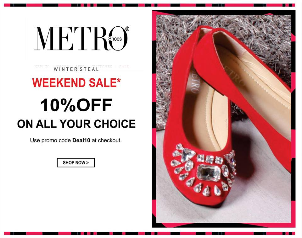 Metro Shoes Latest Winter Fall Collection 2014-2015 For Men & Women (30)