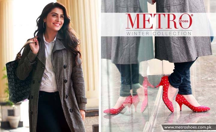 Metro Shoes Latest Winter Fall Collection 2014-2015 For Men & Women (33)