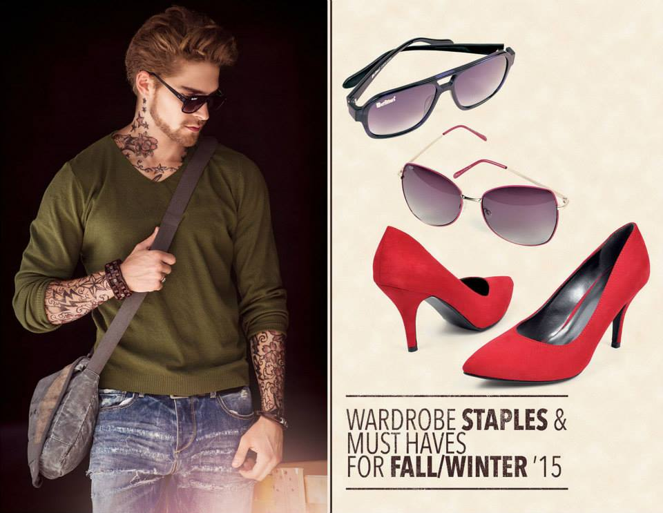 Outfitters Latest Western Wear Casual Dresses Winter Fall Collection for Modern Boys & Girls 2014-2015 (12)