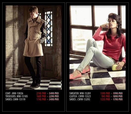 Outfitters Latest Western Wear Casual Dresses Winter Fall Collection for Modern Boys & Girls 2014-2015 (21)