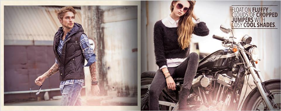 Outfitters Latest Western Wear Casual Dresses Winter Fall Collection for Modern Boys & Girls 2014-2015 (26)