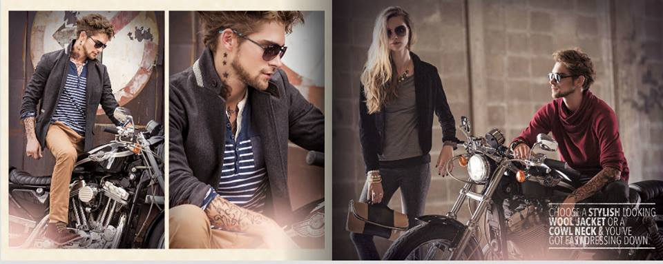 Outfitters Latest Western Wear Casual Dresses Winter Fall Collection for Modern Boys & Girls 2014-2015 (29)