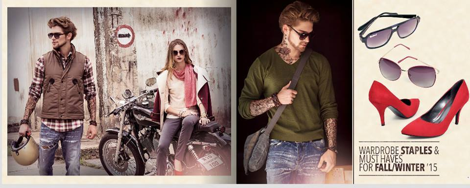 Outfitters Latest Western Wear Casual Dresses Winter Fall Collection for Modern Boys & Girls 2014-2015 (35)