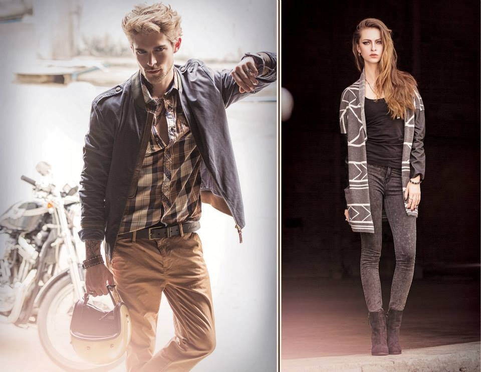 Outfitters Latest Western Wear Casual Dresses Winter Fall Collection for Modern Boys & Girls 2014-2015 (5)