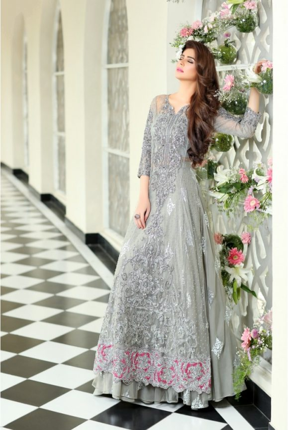 Pakistani Designer Bridal Dresses Maria B Brides 2018-19 Collection images 7