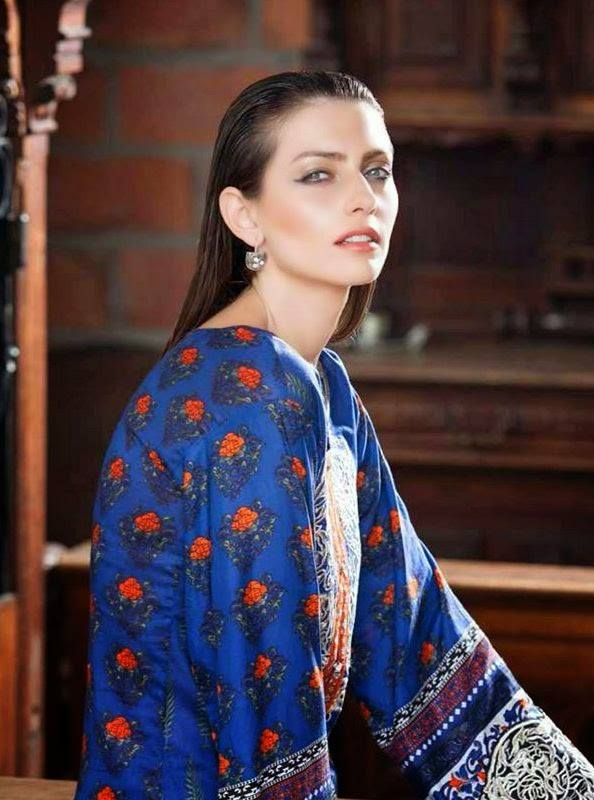 Rabea By Shariq Textile Latest Women Kurtis Tunics Designs Collection 2015-2016 (28)